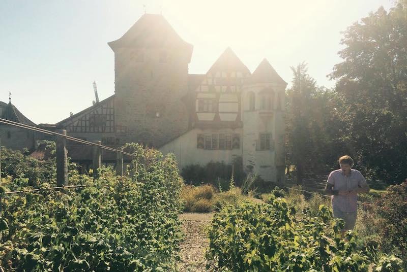 Making_of_Pflanzgarten_Film_Schloss_am_Morgen