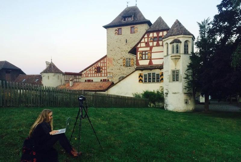 Making_of_Pflanzgarten_Film_Stop_Motion